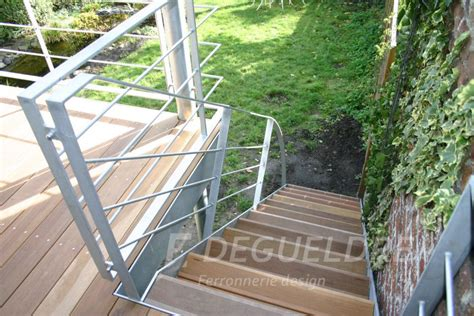 de style metal metallique escalier decoration design inox