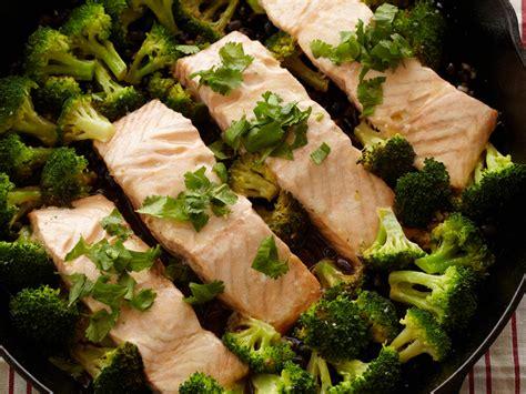 cuisine minute 20 minute hoisin skillet salmon recipe food