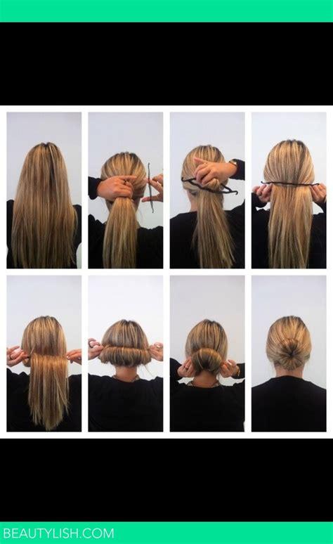 step by step hair style hairstyles trusper 7440