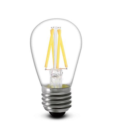 tamarac 4w led filament vintage s14 edison l 6 pack
