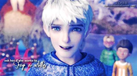 maroon 5 broken smile broken smile jack frost and elsa the song is actually