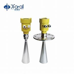 China Radar Level Sensor Radar Level Meter For Liquids And