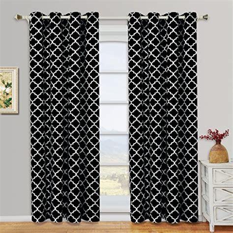 authentic meridian white grommet room darkening window