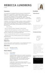 resume template editor copy editor resume sles visualcv resume sles database