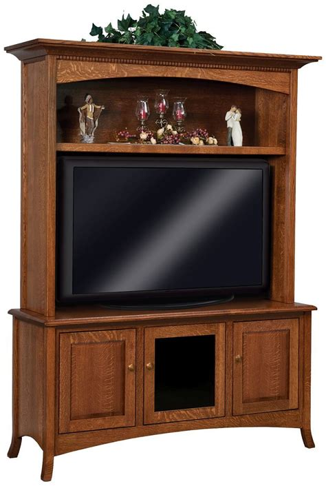plymouth entertainment center  hutch countryside
