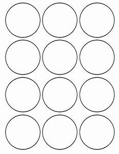 2 inch circle template business template With 2 inch circle label template