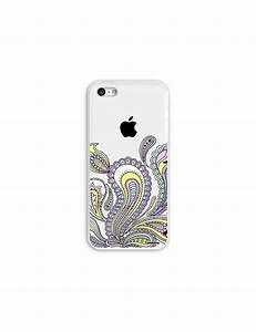 Coque Iphone Transparente : coque rigide transparente motifs indien pour iphone 5c ~ Teatrodelosmanantiales.com Idées de Décoration