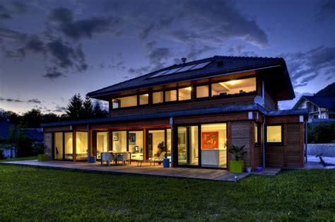 maison tout en bois les maisons en ossature bois se d 233 veloppent tout pour ma maison