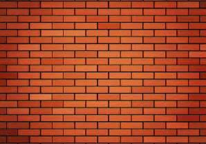 unique baby shower free brick wall vector free vector