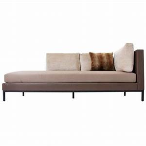 Christian Liaigre for Holly Hunt Sofa/Daybed, Pair ...