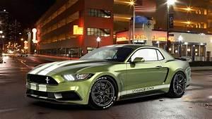 2017 Ford Mustang NotchBack Design 3 Wallpaper | HD Car ...