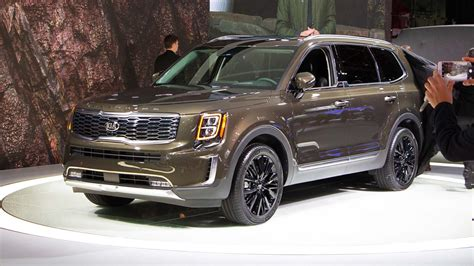 How Much Is The 2020 Kia Telluride by 2020 Kia Telluride Preview
