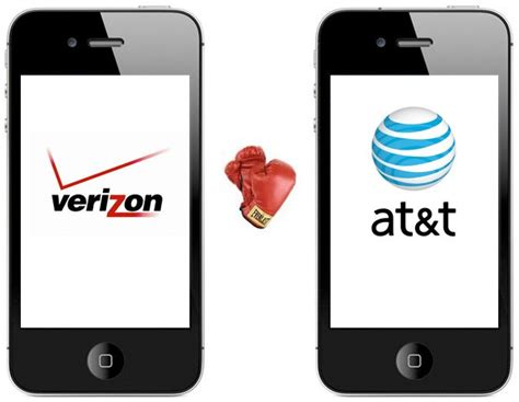 iphone for at t at t iphone 4 vs verizon iphone 4 what s changed