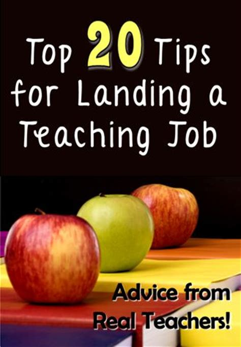 Top 20 Tips For Landing A Teaching Job  Beijing, Facebook And Teaching