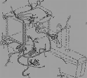 John Deere 4055 Wiring Schematic : wiring harness lamp roll gard tractor john deere ~ A.2002-acura-tl-radio.info Haus und Dekorationen