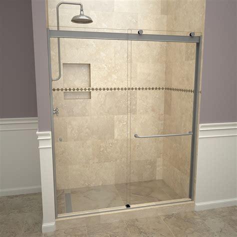 shower kit base n door shower kits include pan door niche and