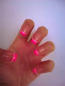 Neon nails #pink | Nails | Pinterest | Neon nails, Pink ...