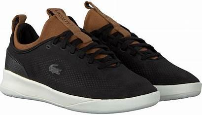 Lacoste Sneakers Spirit Lt Zwarte Sneaker Schwarze
