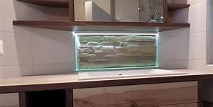 Led Beleuchtung Badezimmer : badezimmer in satinem und amerikanischem nussholz wohntraum branka ~ Markanthonyermac.com Haus und Dekorationen