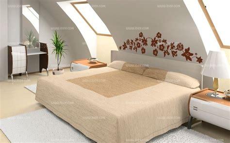 tete de lit chambre adulte stickers tête de lit florale