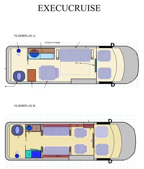floor plans ecu product line custom vehicles