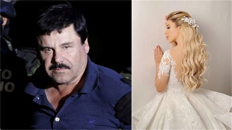Beauty queen wife of drug lord El Chapo ARRESTED in ...