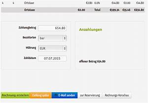 Kreditkarte Rechnung : rechnungen und gutschriften ~ Themetempest.com Abrechnung