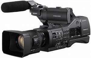 Sony Announces New NEX-EA50 HD Camcorder. $4K Plus Est ...