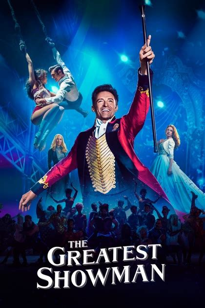 But, with his infinitely patient and encouraging wife charity (michelle williams) at his. The Greatest Showman on iTunes