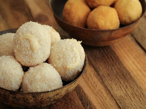 food preparation mixy simple and tasty rava ladoo recipe for janmasthami