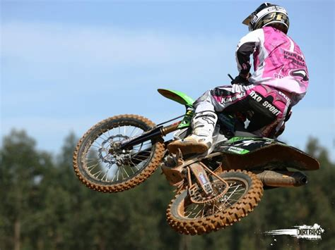 Dirt Bike Girls Wallpaper