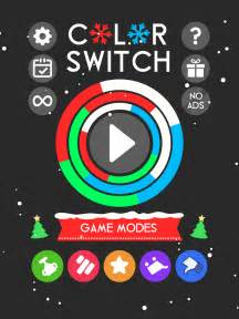 Color Switch Game App