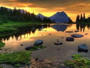 Wonderful Nature Scenery  Wonderful