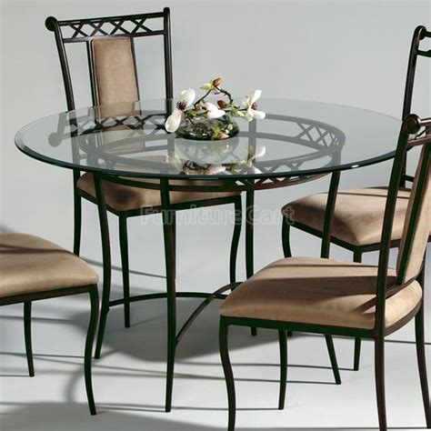 Table Sets Wrought Iron by Wrought Iron Dining Table En 2019 Kitchen Table