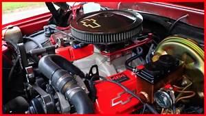 Les Muestro El Motor De Mi Camioneta Chevrolet  454 Big