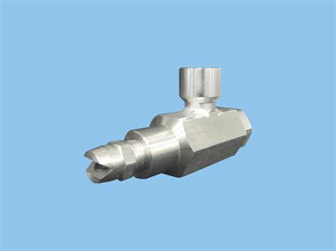 Ultra-low Pressure Fine Fog Nozzles/ Flat Spray Bavv
