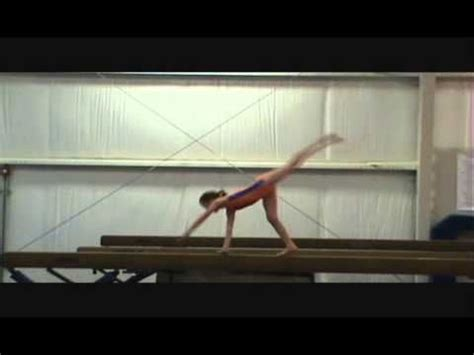 25 best ideas about gymnastics routines on pinterest is