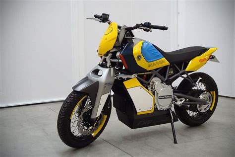Spanish Bultaco Motorcycle Lives Again As Electric