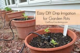 easy diy garden drip irrigation system