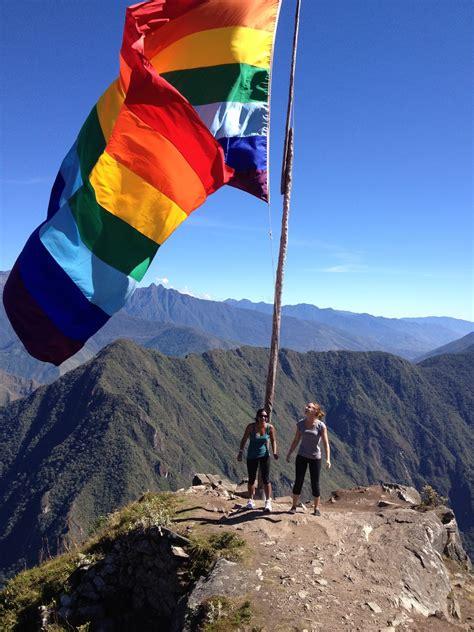 Gay Pride Nope The Cusco Flag Peru Album On Imgur