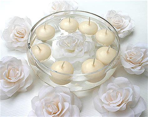 bougies flottantes mariage pas cher bougies mariage