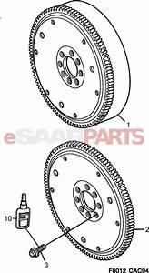 7496292  Saab Nut Lock