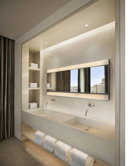 Modern Bathroom Nyc by Inside 40 Bond Nyc Architecture Clean Interior