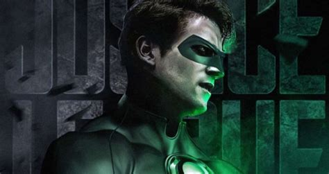 green lantern confirmed for justice league