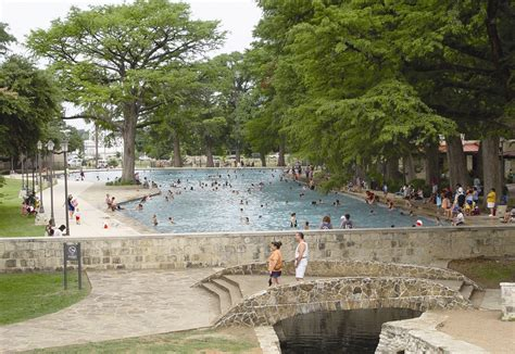 San Antonio Public Pools To Open Saturday