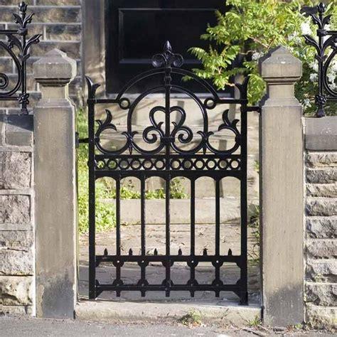 17 best ideas about metal garden gates on iron