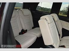 2013 MercedesBenz GL 63 AMG review video PerformanceDrive