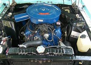 1967 Ford Mustang Engine Specifications