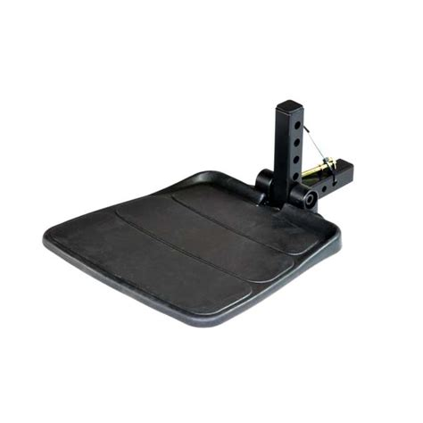 footboard assembly for invacare pronto series power chairs