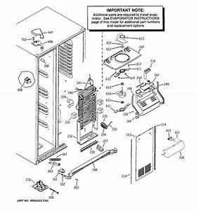 Ge Refrigerator Parts